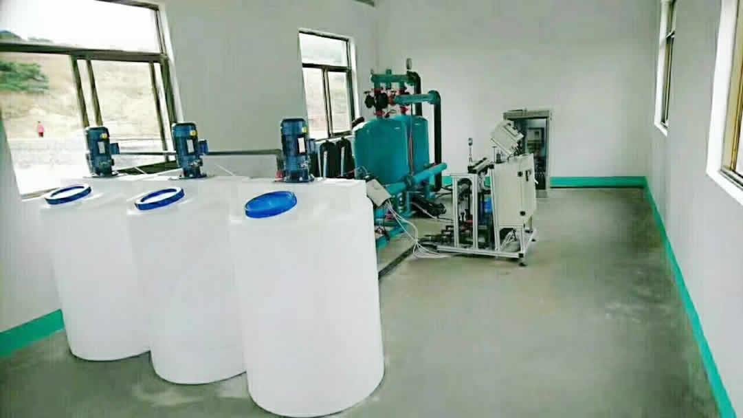 全自动水肥一体化设备